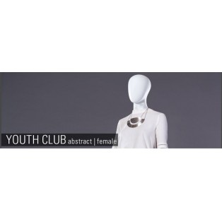 YOUTH CLUB ABSTRACT FEMALE