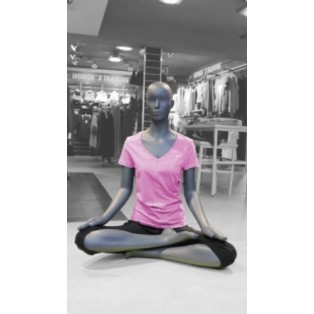 Etalagepop-Mannequin Yoga