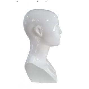 Presentatie Hoofd Mannelijk Model