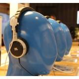 Presentatie Hoofd Unisex Blauw